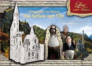 Ministeck 12700 - Bussi Castillo del Rey de cartón Importado de Alemania
