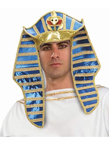 Forum Erwachsenen-Kostüm ägyptische Kopfbedeckung Zubehör