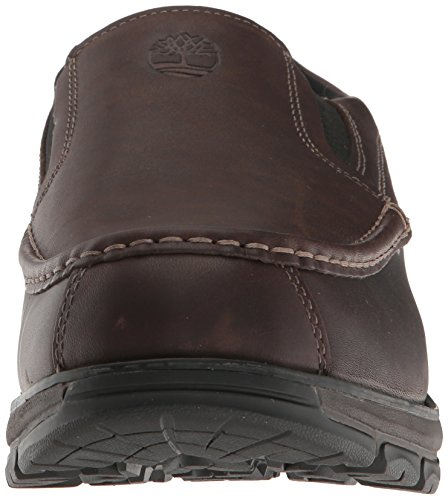 Timberland Heston Slip-On Cuir Mocassin brown