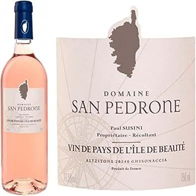 AUCUNE Domaine San Pedrone - IGP l Ile de Beaute - 2014 - Rose