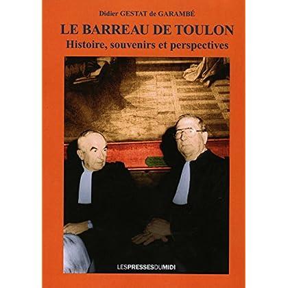 Le barreau de Toulon