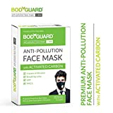 #10: BodyGuard Reusable Anti Pollution Face Mask with Activated Carbon, N99 + PM2.5 for Men and Women - Medium
