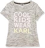 Karl Lagerfeld Mädchen T-Shirt Z15133, Mehrfarbig (Unique Z40), 14 Jahre (Hersteller Größe: 14A)