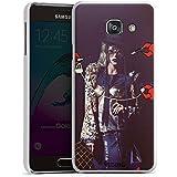 Samsung Galaxy A3 (2016) Housse Étui Protection Coque Manteau en fourrure Femme Femme