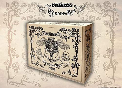 Dylan Dog. Wedding box. Con gadget