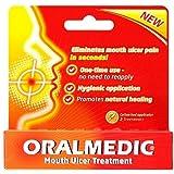 Oralmedic Mouth Ulcer Treatment - 2 x 0.2ml