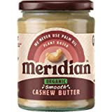 Meridian Organic Smooth Cashew Butter Spread, 470 g