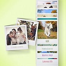 Revelado de fotos Polaroid con fotocenter - 72 fotos a tamaño 10x12 cm