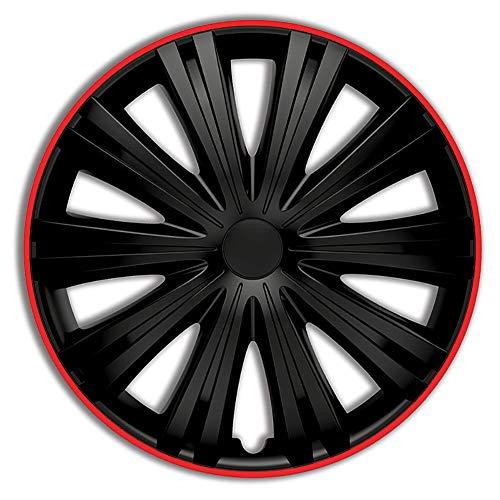 Jeu denjoliveurs Nero R 16-inch noir//rouge