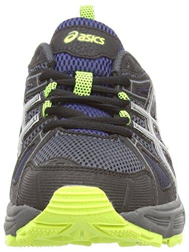 Asics Gel-trail-tambora 4, Chaussures de Trail Homme Noir (black/silver/black 9093)