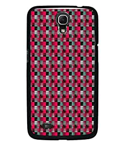 FUSON Designer Back Case Cover for Samsung Galaxy Mega 6.3 I9200 :: Samsung Galaxy Mega 6.3 Sgh-I527 (Seamless Pattern Blue Design Drawing )