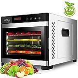 MiMiya Déshydrateur Alimentaire, Machine électrique...