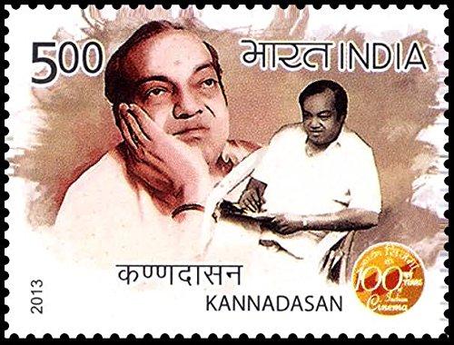100 Years of Indian Cinema - Kannadasan