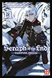 Seraph of the End 11: Vampire Reign - Takaya Kagami, Yamato Yamamoto, Daisuke Furuya