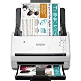Epson Workforce DS-570W 600 x 600 dpi papiertoevoer A4 wit – scanner (210 x 297 mm, 600 x 600 dpi, 24 bit, 35 ppm, 35 ppm, 35 ppm, papiertoevoer)