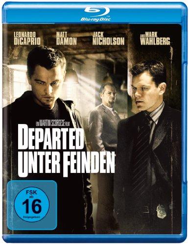 Bild von Departed: Unter Feinden [Blu-ray]