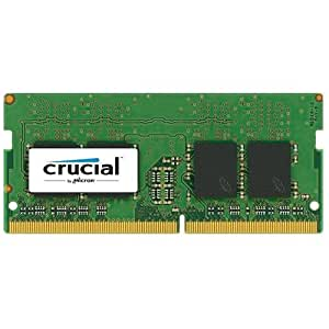 Crucial CT16G4SFD824A 16GB 2400MHz 260-Pin SODIMM Laptop Memory