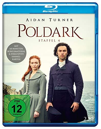 Poldark - Staffel 4 [Blu-ray]