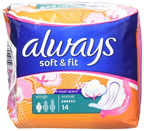 always-soft-and-fits-fresh-normal-sanitary-pads-with-wings-14-pads-pack-of-4