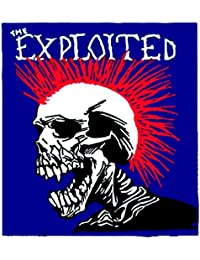 THE EXPLOITED PATCH 9X9CM