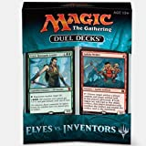 Magic The Gathering Duel Decks: Elves vs. Inventors Trading Cards