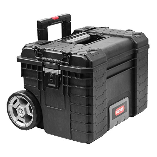 Keter Rigid 22' Werkzeugkoffer Gear Werkzeugbox Werkzeugkasten Rollen Trolley