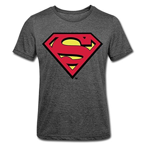 Mann Of Steel Superman Kostüm T SHIRT - Spreadshirt DC Comics Superman Logo Original