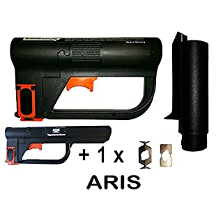 Aris Original Wallpaper Cutter with extension and replacement blades