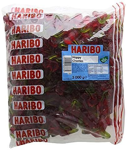 Haribo Happy Cherries 3 kg