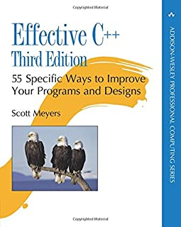 Effective C++: 55 Specific Ways to Improve Your Programs and Designs (Professional Computing) (0321334876) | Amazon Products