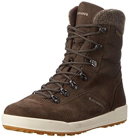 Lowa Kazan GTX MID, Men's High Rise Hiking Shoes, Brown (Dunkelbraun), 12 UK (47 EU)