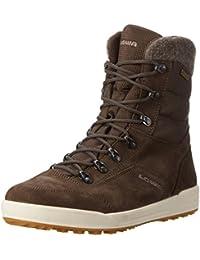 Lowa Kazan Gtx Mid, Zapatos de High Rise Senderismo para Hombre, Gris