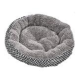 Pet Nest Camas para gatos grandes Deluxe Deluxe Resistente a los arañazos Cálidas acogedoras Cama...