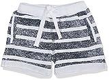 Mek Baby Jungen Shorts 181MDBM010, Bianco (Optical White 01 001), 86 cm(Herstellergröße:18M)