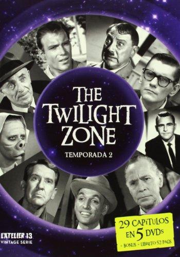 The Twilight Zone (La Dimensión Desconocida) Temporada 2 [DVD]