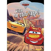 Cars 3 - Vive le coloriage !
