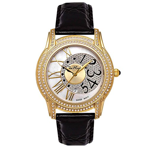 Joe Rodeo Diamante Orologio da donna - BEVERLY oro 1,35 CTW