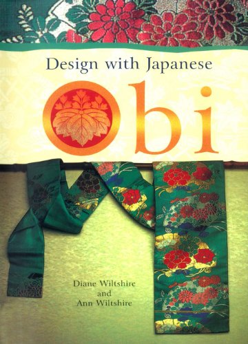 Design with Japanese Obi (English Edition)