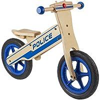 AWE® Childrens Kids 12 Inch Balance Bike Police
