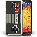Coque de Stuff4 / Coque pour Samsung Galaxy Note 3 / Nintendo Design / Console (jeux vidéo) Collection