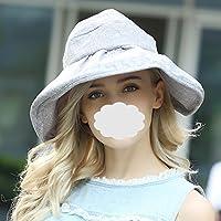 LBY Topless Visera UV Protección Grande Plegable Al Aire Libre Sunscreen Beach Top Sun Hat Sombreros de Sol
