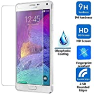 Tough Samsung Galaxy Note 4 Glas, hochwertige massive H9 2D 0,33 mm Stärke Samsung Galaxy Note 4 Temper Glas von TB1 Products