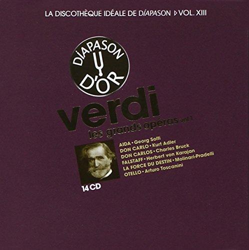 Discotheque Ideale de Diapason Vol 13/les Grands Operas