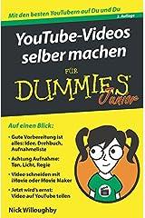 YouTube-Videos selber machen für Dummies Junior (German Edition) Kindle Edition