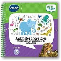 VTech Libro animales increíbles, plataforma MagiBook (80-481022)