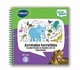 VTech-Livre, Programme magibook Animaux Incroyables