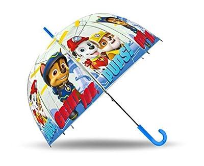 Kids Paw Patrol Paraguas Clásico, 69 cm, Azul por Kids
