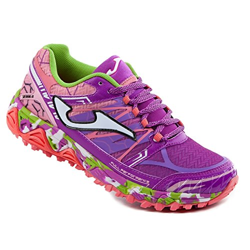 JOMA TK_SIELS_719 SCARPE TREKKING TK.SIERRA LADY 719 VIOLA Shoes Fall Winter Viola
