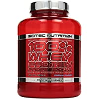 Scitec Nutrition Whey Protein Professional, Vanilla, 1er Pack (1 x 2,35 kg)