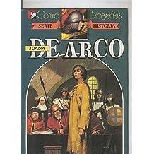 Comic Biografias numero 06: Juana de Arco